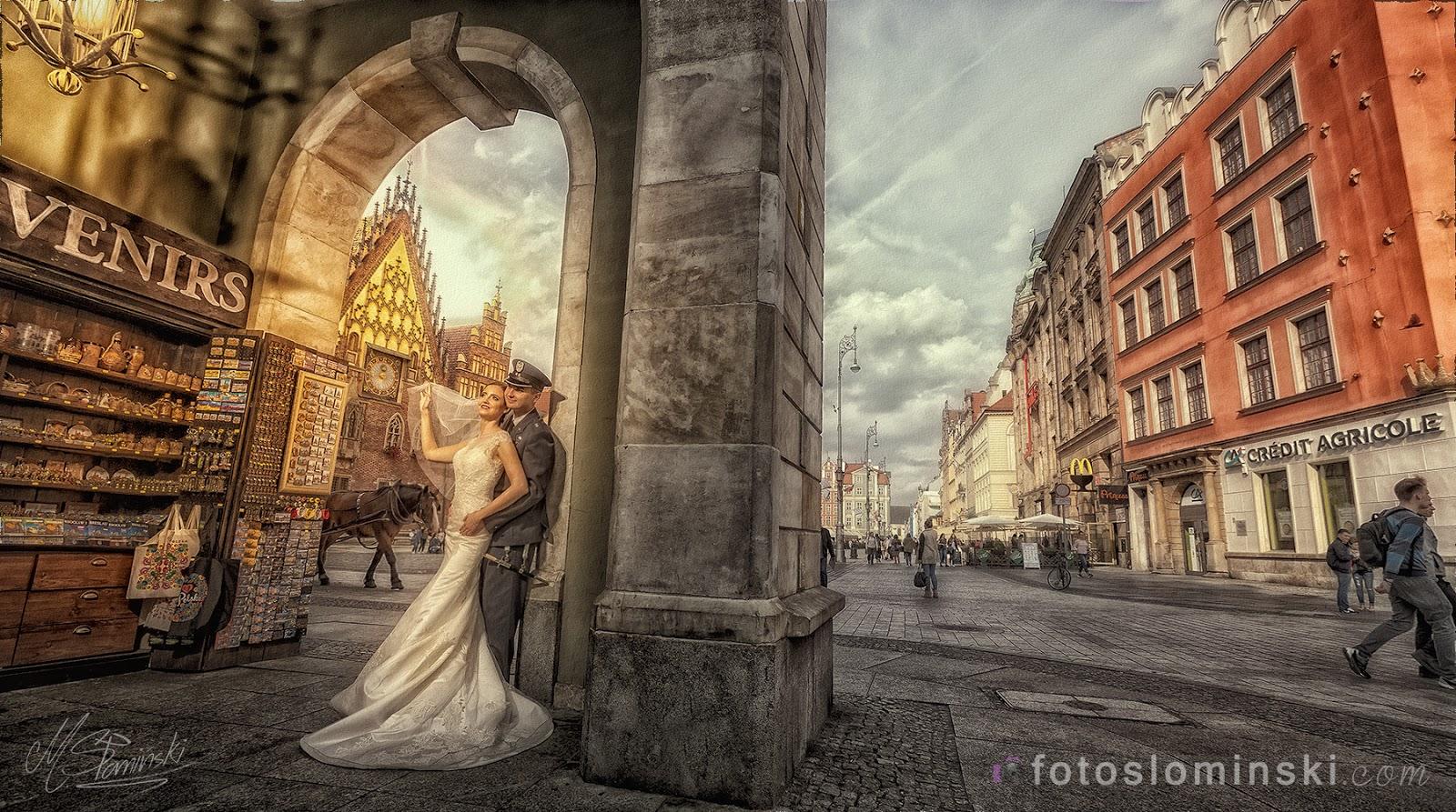 We #wroclawiu sesje robiłem już wiele razy, ale takiego zdjęcia jeszcze nie mam :) #zdjęciaSłomińskiego Jak Wam się podoba taki Wrocław ?