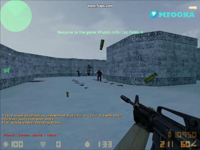 تحميل لعبة counter strike 1.6 الأصلية للكمبيوتر من ميديا فاير 2022