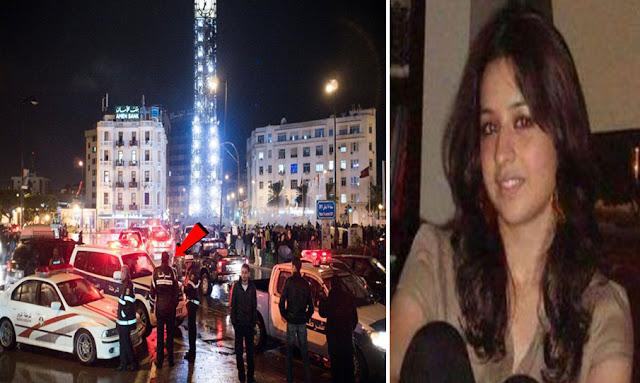 إعلامية مغربية هجوم إرهابي قريب في تونس hoda jannat twitter tunisie attaque terroriste