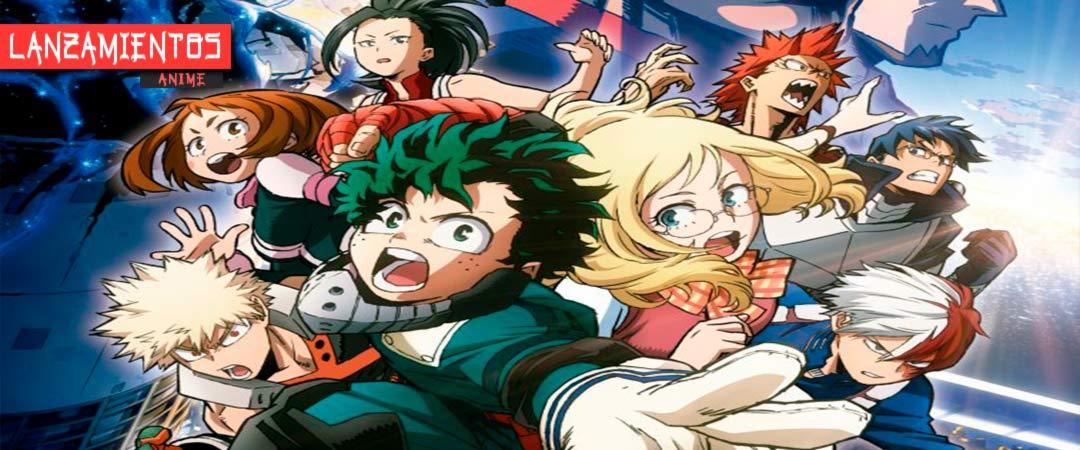 Novedades anime Selecta Visión octubre 2020