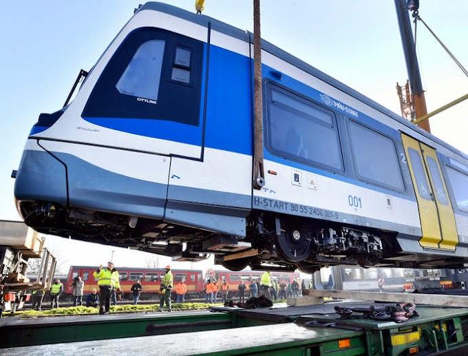 Már készül a remíz a tram-train szerelvényeknek