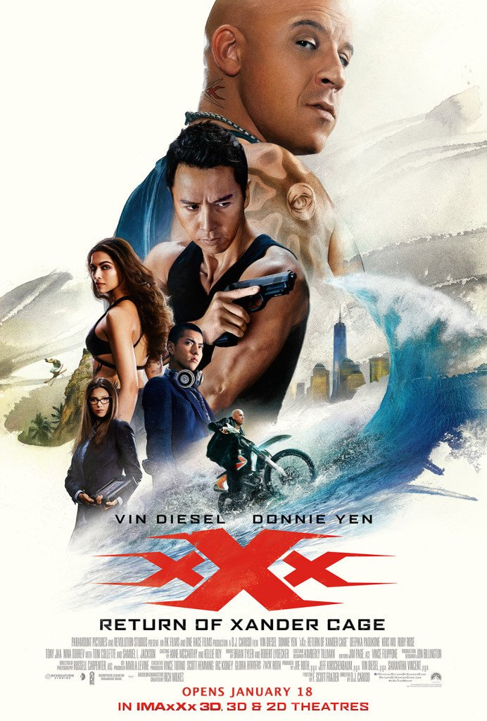 A V Stimuli Because It Exists Xxx Return Of Xander Cage 2017