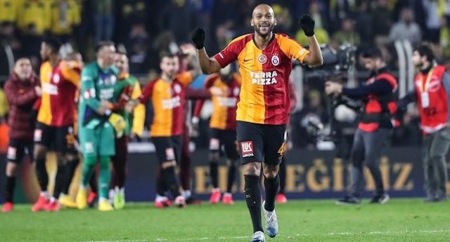 Galatasaray'ın en istikrarlısı Marcao