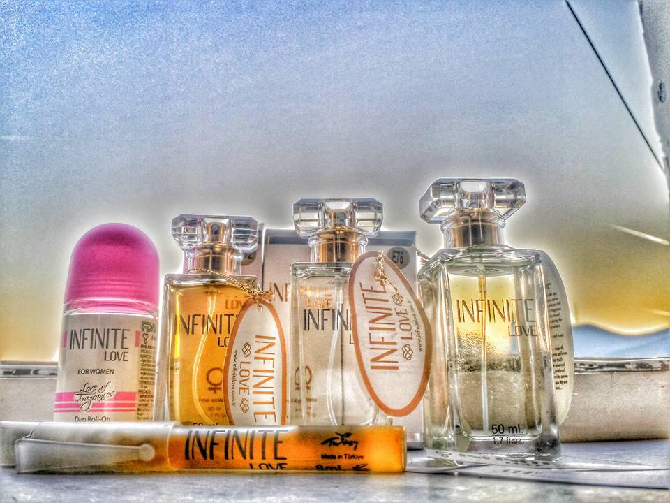 Glamupdoll Parfumuri Infinite Love
