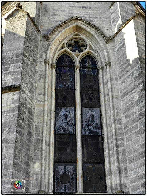 BONNET (55) - Eglise Saint-Florentin (Extérieur)