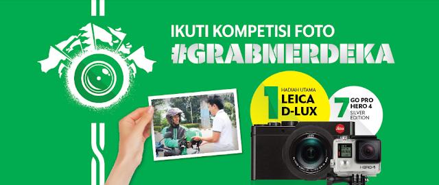 Kompetisi Foto #GrabMerdeka