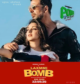 Laxmmi Bomb Bollywood Movie