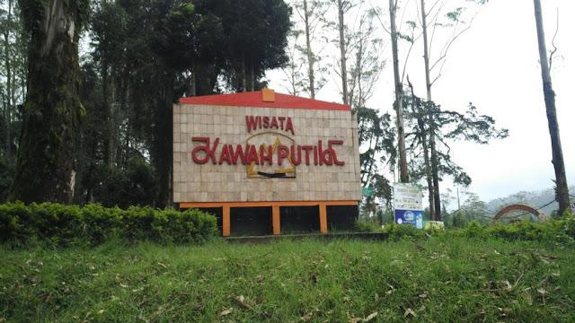 Kawah Putih Jawa Barat