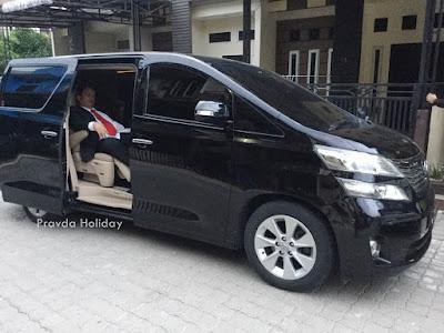 Cari Rental Mobil di Medan?