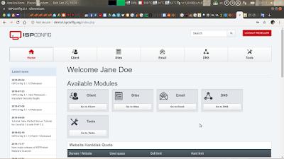 ISPConfig On Ubuntu