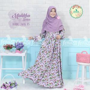 Gamis Fenuza Muslim Wear