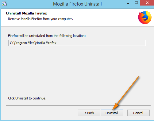 Selenium-By-Arun: Downgrading the Firefox Browser version to