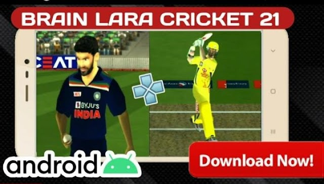 Brain Lara Cricket 21 Game Launch Android