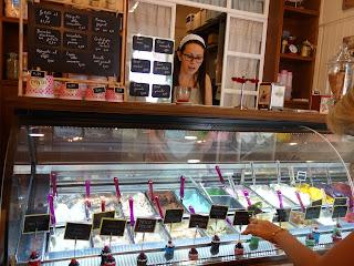 sorveteria roma tours portugues 8 - Sorveteria em Roma: Mary, de Caravaggio