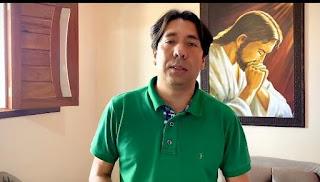 """""""Agradeço a Deus e a Justiça por mostrarem a verdade para nossa cidade"""", comemora Nelinho Costa; veja vídeo"""