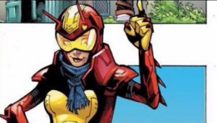 El Chapulín Colorado ya es parte del Universo Marvel; el héroe más noble llega como Red Locust