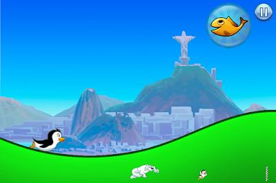 Racing Penguin – Flying Free v2.3.5 Mod Apk (All Penguins Unlocked+No Ads)