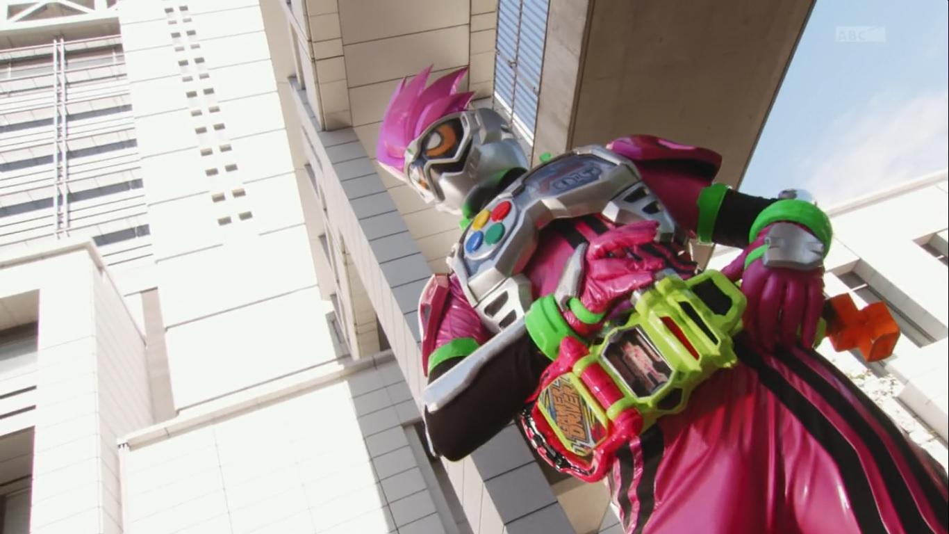 Kamen Rider Ex-Aid Subtitle Indonesia Episode 01