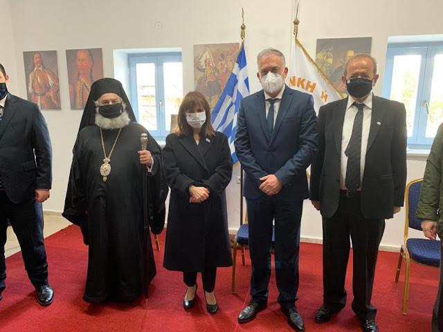 T. Θεοδωρικάκος από Μάνη: Χωρίς τη νέα γενιά των Ελλήνων δεν υπάρχει κανένα αύριο για τη χώρα