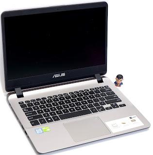 Laptop Gaming ASUS A407U Core i5 Gen.8 2nd