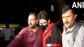 शाहरुख खान के बेटे आर्यन से एनसीबी कर रही पूछताछ, क्रूज में चल रही रेव पार्टी में थे शामिल