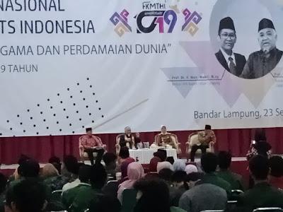 FKMTHI Gelar Simposium Nasional Tafsir Hadits di Lampung
