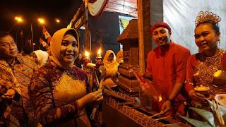 Gelar Festival Sate 2019 di Jembatan Rejoto, Cara Pemkot Kembangkan Destinasi Wisata