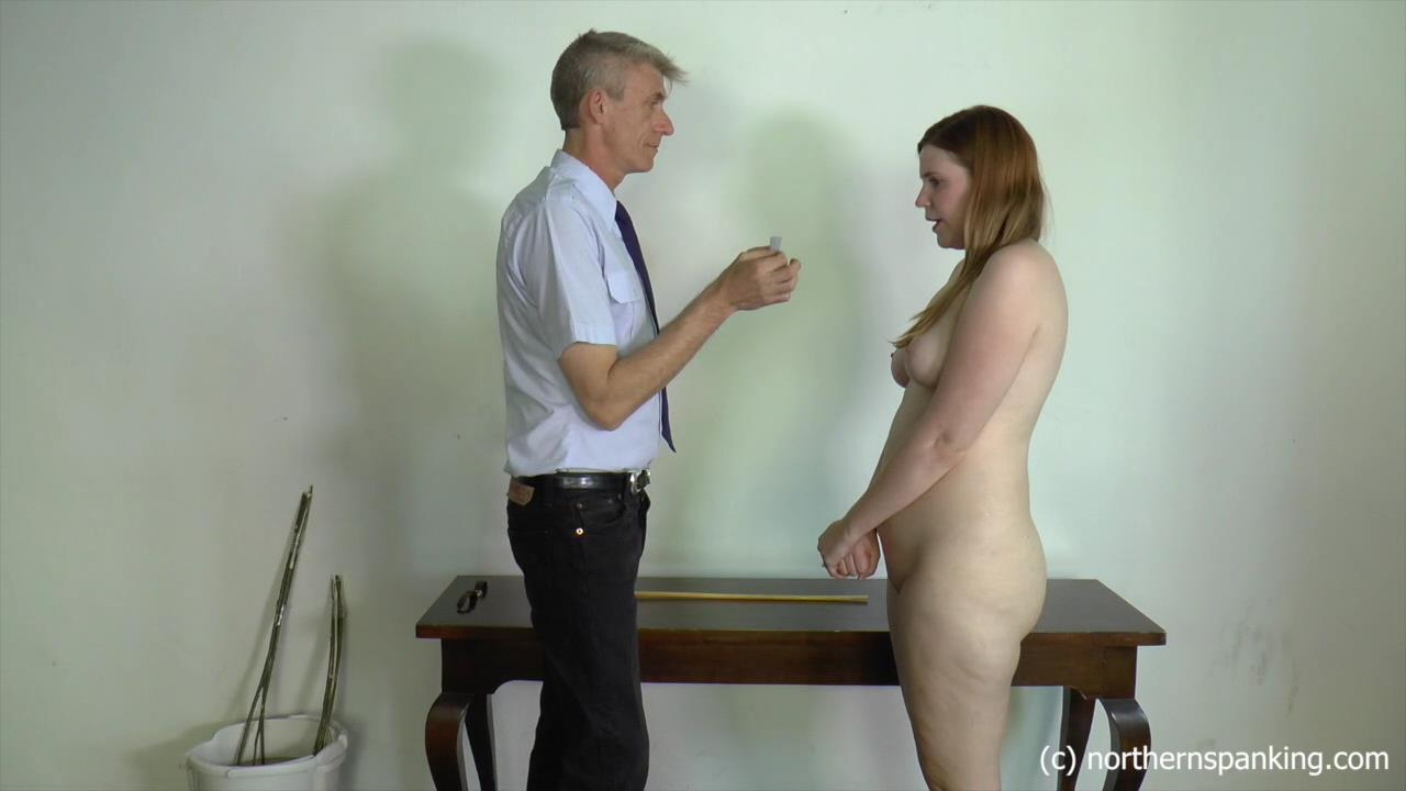 Sentenced to corporal punishment Part 5