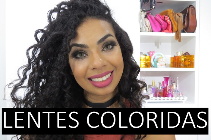 LENTES DE CONTATO/PARANÁ LENTES - COMO COLOCAR