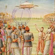 Ancient UFOs of India