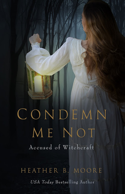 Book Cover Reveal of Condemn Me Not by Heather Moore
