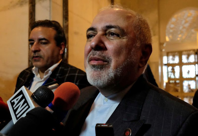 Iran's foreign minister urges Trump to escape Israel's 'trap' to avoid war.