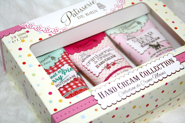 Patisserie de Bain Handcream Collection