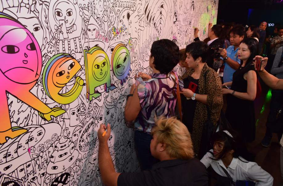 Dex Fernandez's Reno Garapata Wall Art