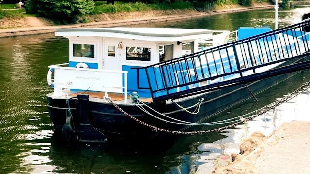 Water Views - York Boat