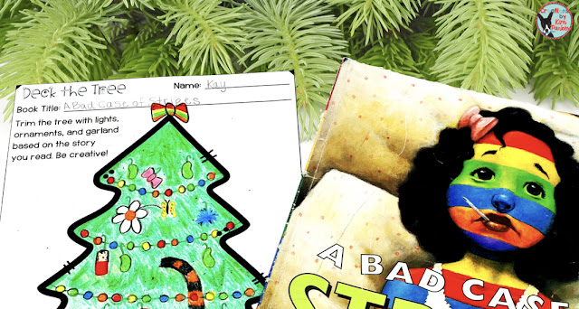 FREE Christmas activity that can be used with any book