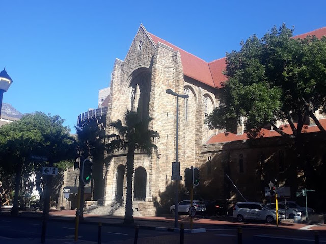 St. Georges Cathedral, Cape Town