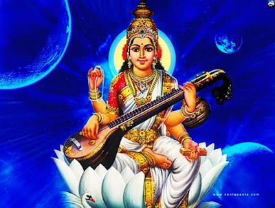 saraswati murti photo