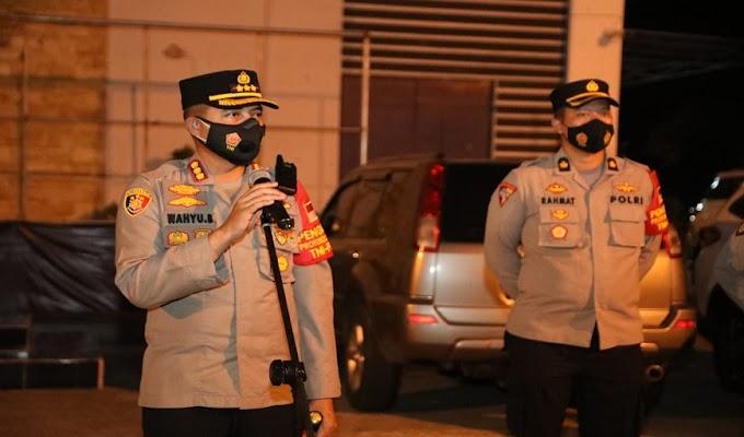 Respon Aksi Terorisme, Kapolresta Tangerang Perintahkan Jajaran Siaga