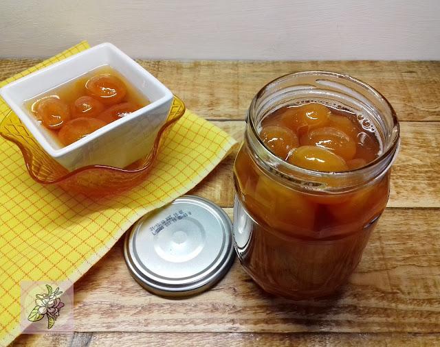 Kumquats en Almíbar.