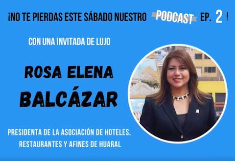 Reactivación del sector turismo - ROSA ELENA BALCAZAR