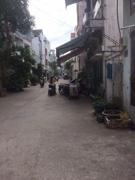 Bán nhà Hẻm xe hơi 6m đường Tân Hương phường Tân Quý quận Tân Phú