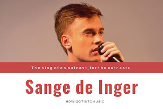 Sange de Inger by George Hentu