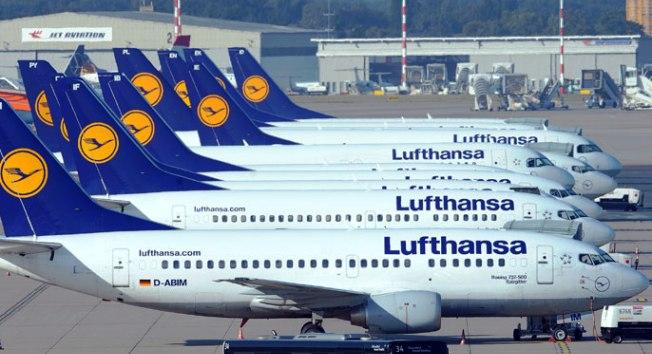 الخطوط الجوية الالمانية لوفتهانزا Lufthansa