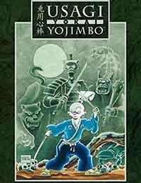 Usagi Yojimbo: Yokai