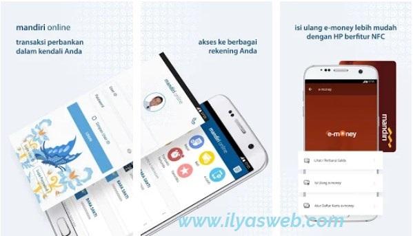 Mandiri Mobile Banking Versi Lama