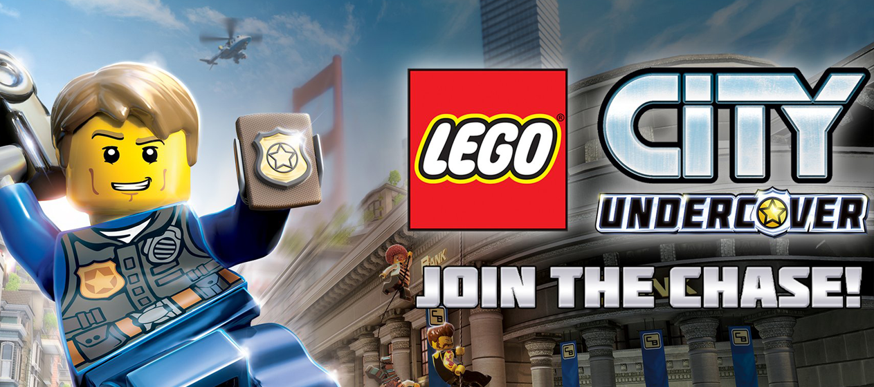 lego city undercover  ps4  itagames