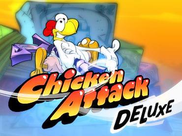 لعبة : هجوم الدجاج ديلوكس 2019م