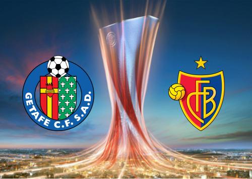 Getafe vs Basel -Highlights 24 October 2019