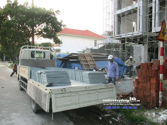 VLXD Hưng Gia Bình - Nhà phân phối đá tự nhiên lát nền, đá ốp tường trang trí tại Đà Nẵng